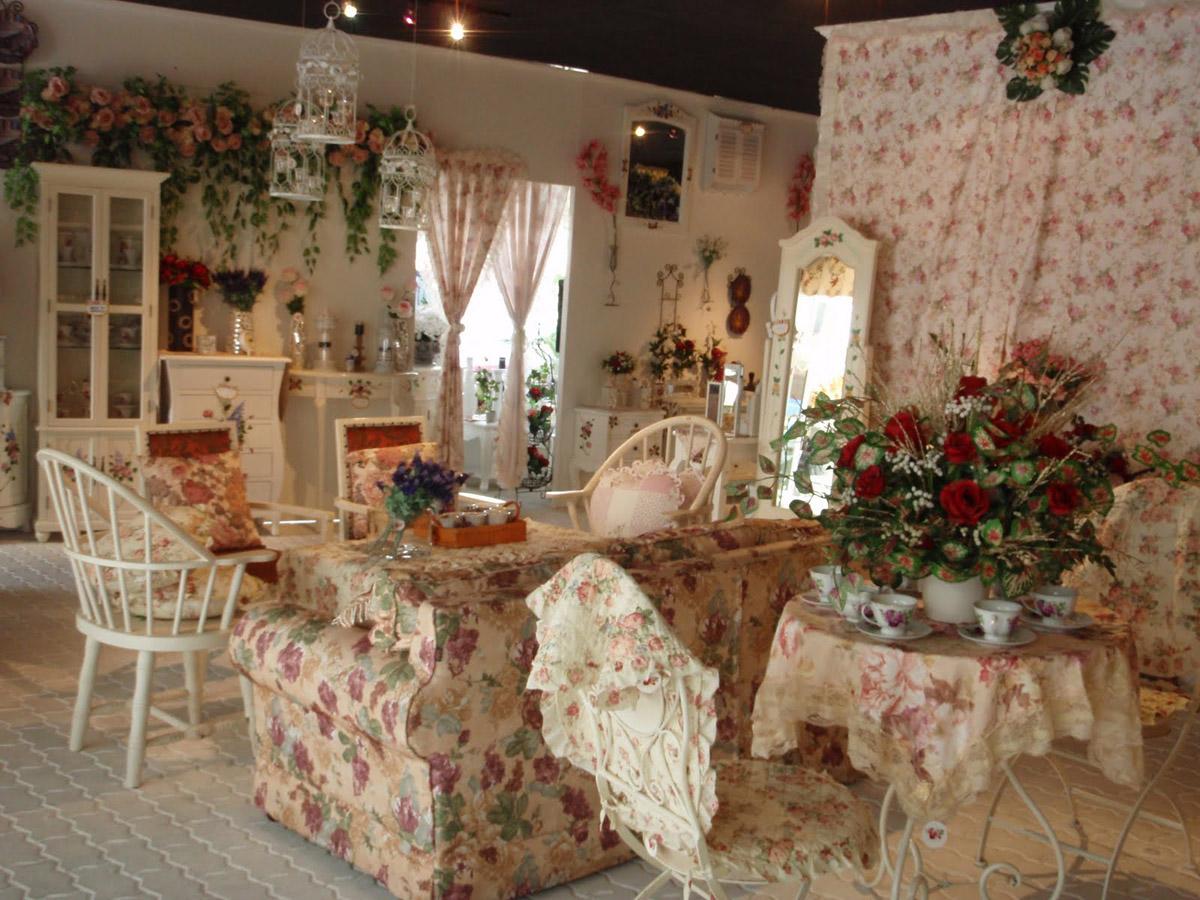 Гостиная в деревенском стиле фото